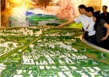 Duyệt nhiệm vụ quy hoạch chung xây dựng huyện Mê Linh, Hà Nội