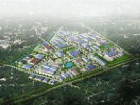Phê duyệt quy hoạch chung xây dựng huyện Thạch Thất