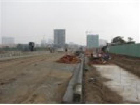 Hà Nội: Chuẩn bị quỹ đất xây dựng khu TĐC di dân đường 5 kéo dài